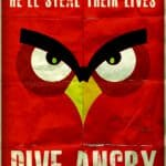 Angry Birds Affiches film