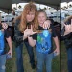 I skolen med Megadeth