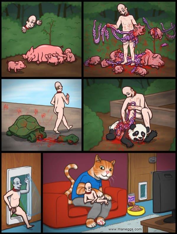 картинки комиксы для взрослых № 209417 бесплатно