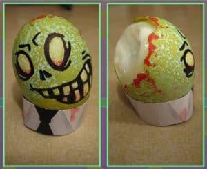 Jajko Zombie