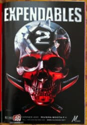 Expendables 2 - juliste