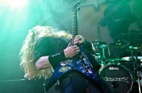 Megadeth und Slayer - European Carnage Tour