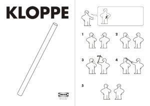 New at IKEA: Kloppe - opinion amplifier