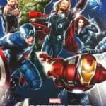 The Avengers – Affisch