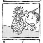 The other day after buying a pineapple…