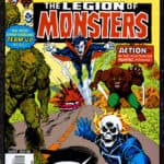 Comic: Marvel Milestones – Legion of Monsters