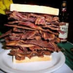 Extrem Bacon Sandwich