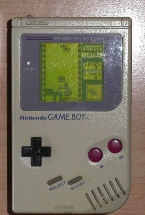 Porno Tetris 86