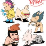 X-Men Cochons