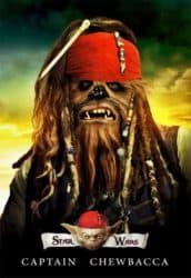 Star Wars Filmposter Mashups