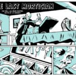 Webcomic: The Last Mortician
