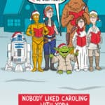 Day 4: Star Wars Xmas – Advent Calendar from the Crypt