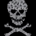 Tetris Skull and Crossbones