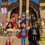 Alfred E. Neumann Superhero Actionfigures