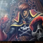 DBD: Nameless Blues solitari – Tia – Capitan Harlock