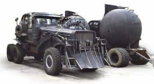 Erste Bilder der neuen Mad Max Trucks