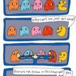 Pacman, Vänner & Te