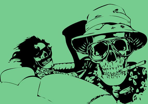 Fear And Loathing In Las Vegas Dravens Tales From The Crypt