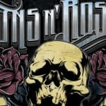 Guns N' Roses jouer à Bâle 2012