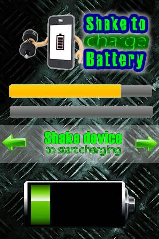 Rist for å lade batteriet