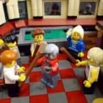Lego: Shaun of the Dead