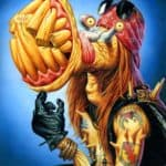 Monsters of Rock – Jason Edmiston