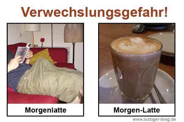 Vorsicht verwechslungsgefahr 77 dravens tales from - Morgenlatte lustig ...