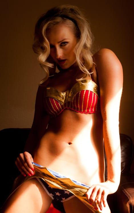 Wonder Woman Unterwäsche für wundervolle Ladies