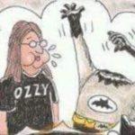 Batman kaikkein painajaismaisia Gros