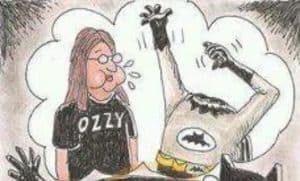Batmans største marerittaktige gros