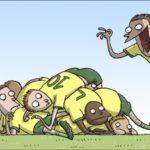WM 2014 Fussball Freude