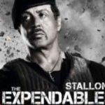 The Expendables 2 - 12 Posters de caracteres