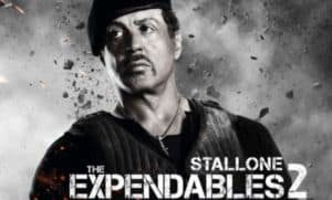 The Expendables 2 - 12 Personaggi Poster