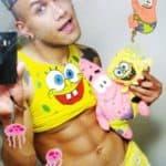Jeg elsker deg Sponge Bob