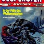 Gespenster Geschichten Comic Cover