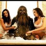 Sexy Jedi Bubblebath! Saber 2: Return of the Body Wash