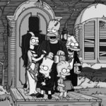 Simpsons Munsters