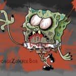 Sponge Zombie Bob