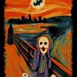Batman Meets Munch