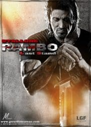 Rambo: Last Stand - Poster