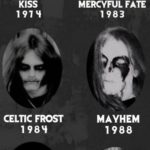 A Brief History of Corpse Paint