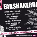 Earshakerday: Ordre Neuer exécution