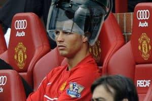 EM12: Portugal - Spanien, die Frisur sitzt