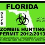 De Zombie Apocalypse is uitgebroken in Florida
