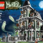 Klocki Lego: Haunted House