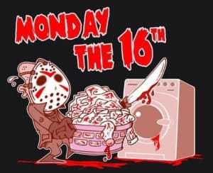 Monday the 16th
