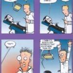 Neulich beim Zahnarzt