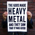 Gudarna gjorde Heavy Metal