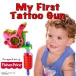 Meine erste Tattoo Maschine