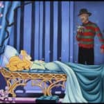 Freddy in the dreams of sleeping beauty